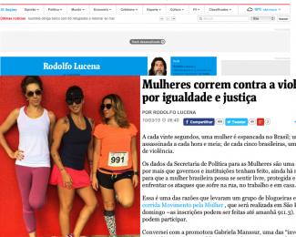 Folha de São Paulo/2015