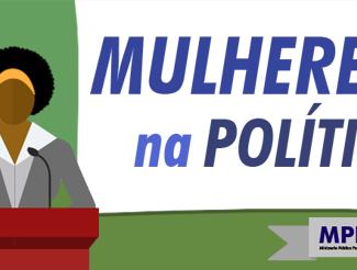 mulheres na politica