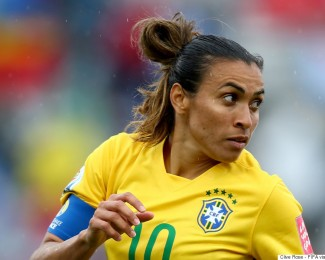 Brazil v Australia: Round of 16 - FIFA Women's World Cup 2015