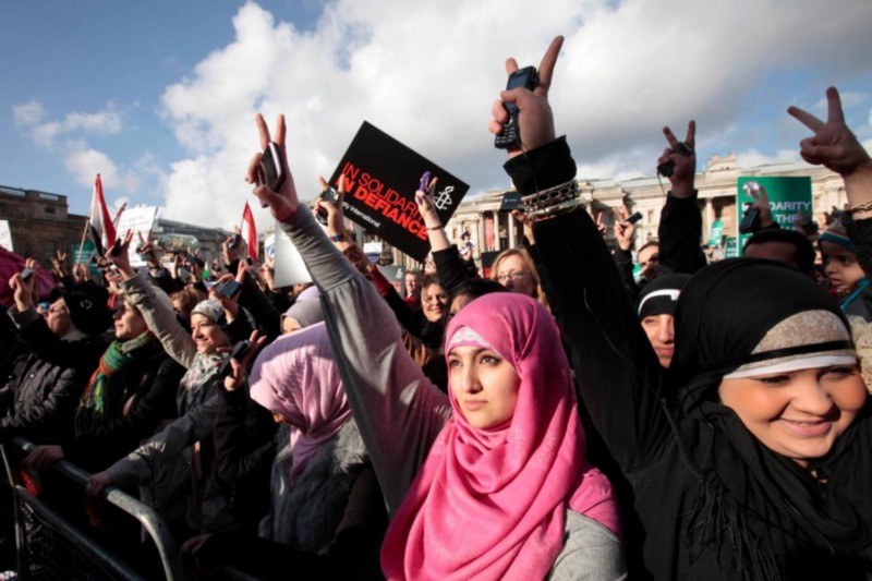 Feminismo islâmico: rompendo debates universalistas