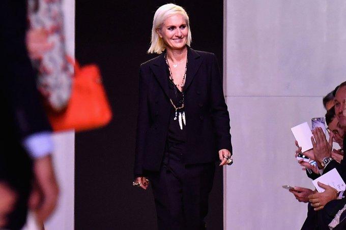 Maria Grazia Chiuri fala sobre a nova era feminista da Dior