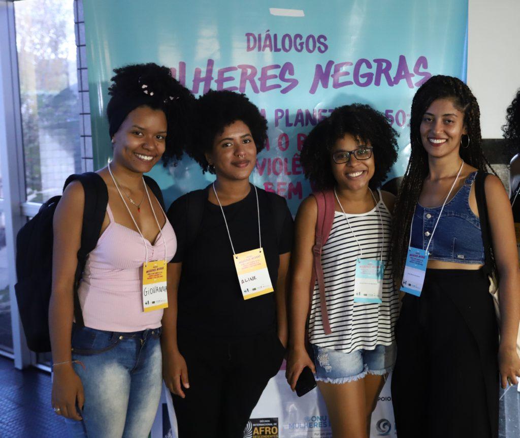 """""""Diálogos Mulheres Negras Rumo a um Planeta 50-50: contra o Racismo e a Violência e pelo Bem Viver"""" celebram, na Universidade de Brasília, 30 anos de articulação política de ativistas afro-brasileiras"""