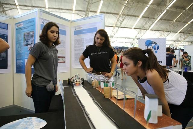Mulheres revolucionam as engenharias