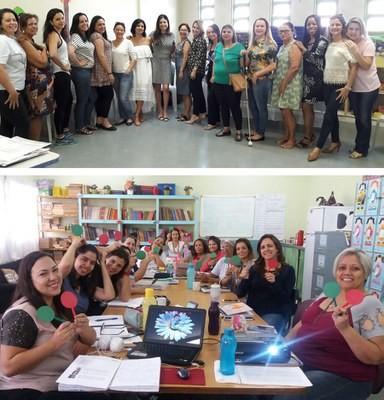 Maria da Penha vai à Escola tem 1,5 mil participantes no semestre, no DF