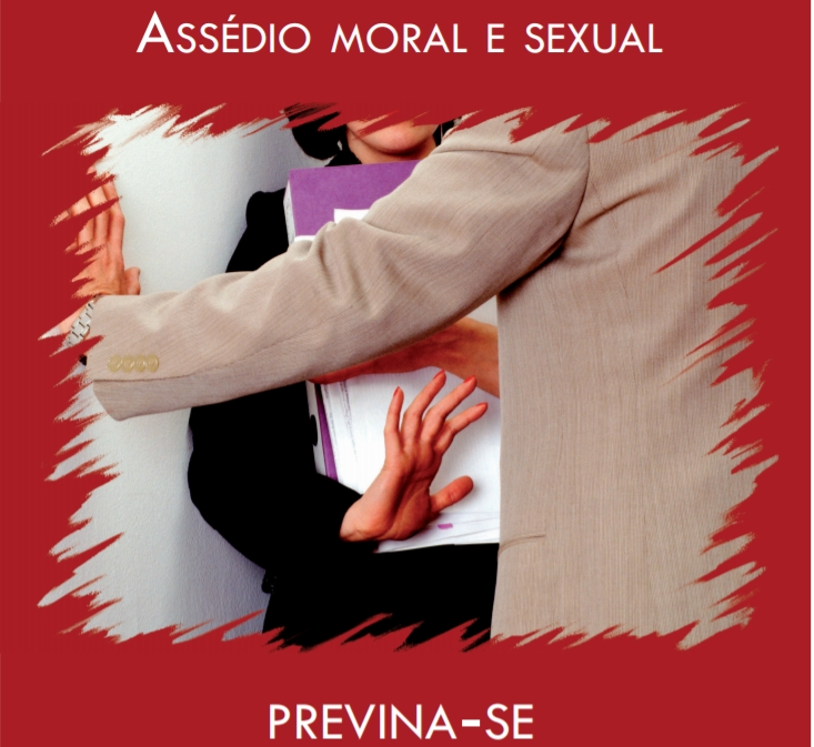 CARTILHA: Assédio Moral e Sexual: PREVINA-SE