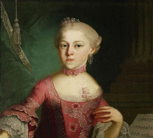 Conheça Maria Anna, a irmã de Mozart.