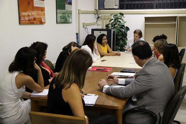 CNJ soma esforço com União Europeia para enfrentar violência contra a mulher