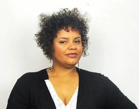 Egnalda achou pouco ser executiva de sucesso; ela queria voz para os negros