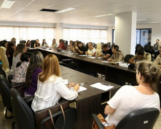 98e07395db5 Proteção às mulheres  Defensoria Pública sedia primeira reunião do Nupav em  2019