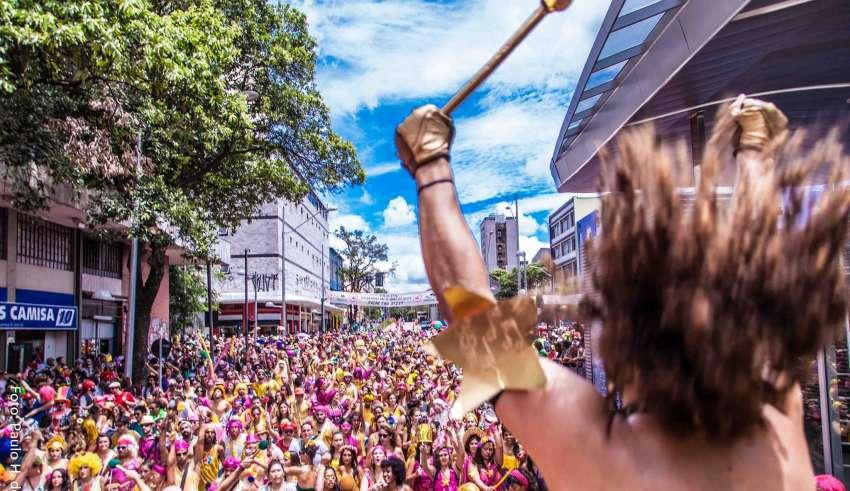 Segurança da mulher, drones e supercâmeras são destaques do Carnaval 2019 em BH