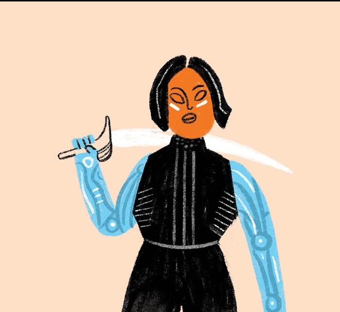 Alita: filme de ficção científica traz empoderamento feminino