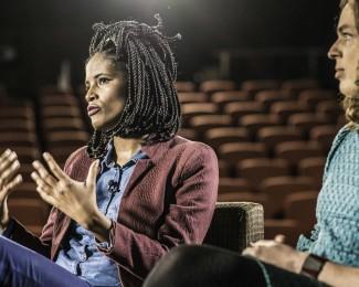 Debate UM BRASIL/ Brazil Forum UK com Amara Moira e Djamila Ribeiro