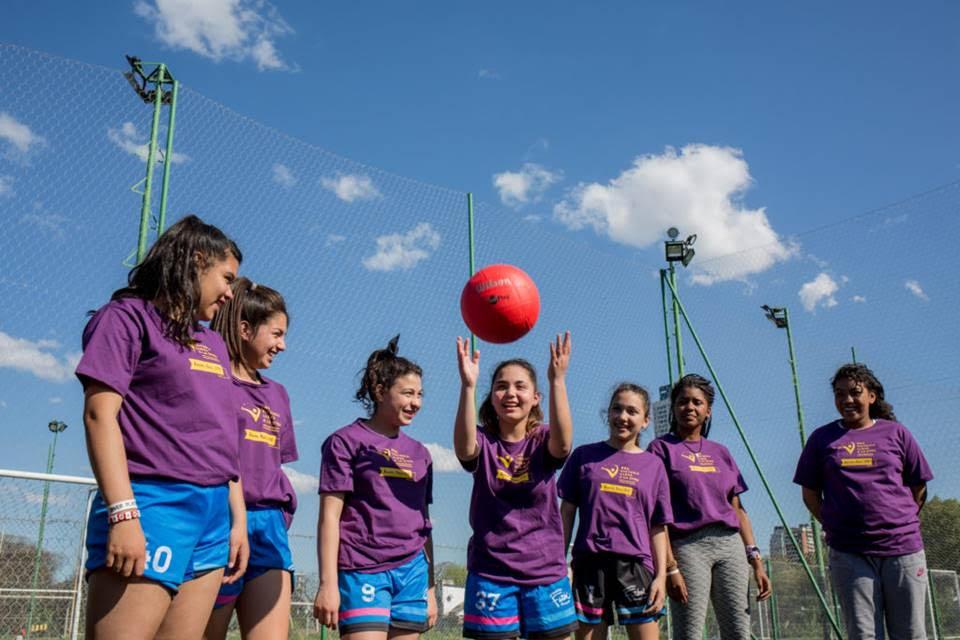 No Rio, agência da ONU oferece treinamento sobre esporte e empoderamento feminino