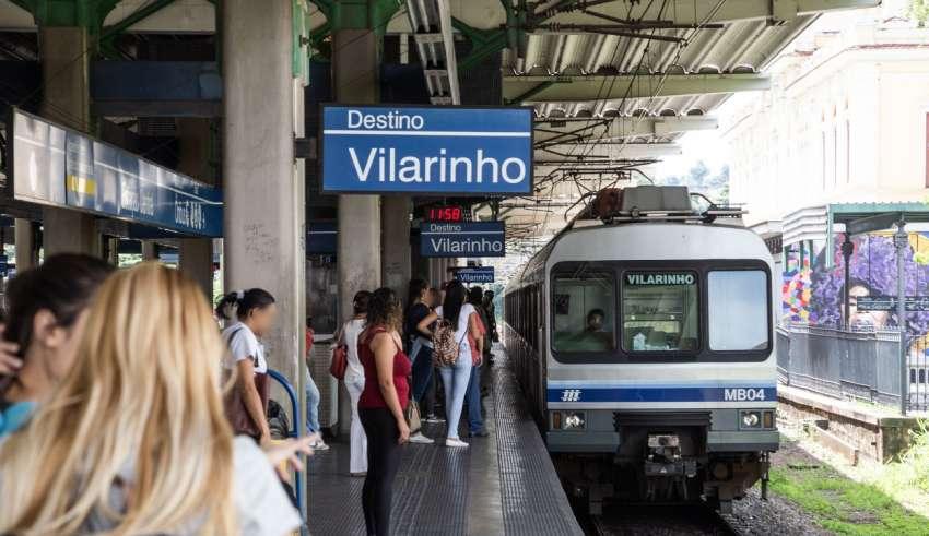 Homem ejacula em vagão do metrô de BH durante abuso sexual contra mulher