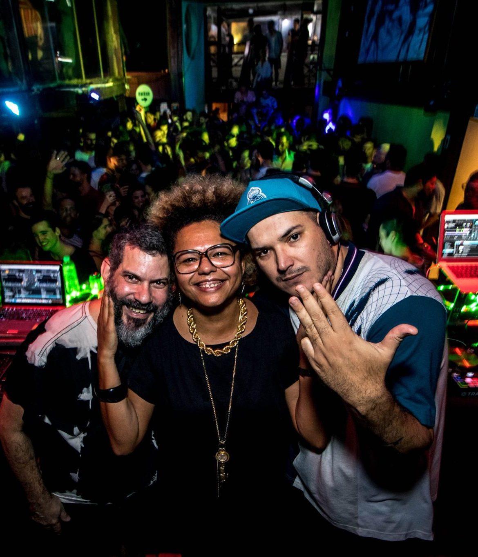 Sônia Abreu, primeira mulher Dj do Brasil, é a grande homenageada da festa Sem Loção