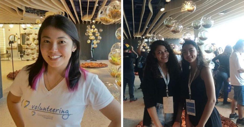 Google empodera meninas do ensino médio durante evento em BH: 'Posso ser o que eu quiser'