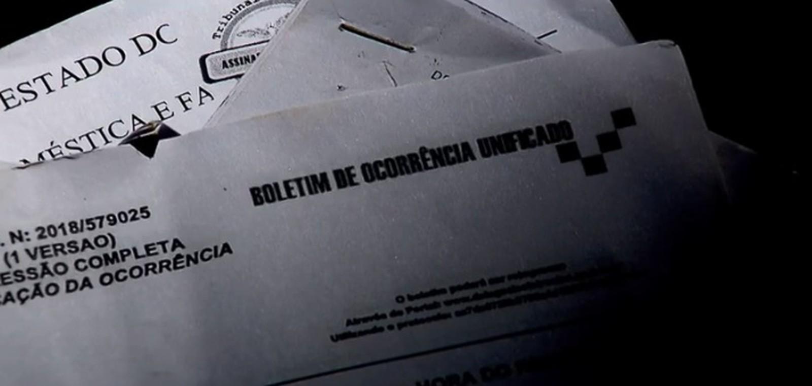 Vítima de violência relata medo de ex-companheiro em liberdade após 15 boletins de ocorrência: 'Papel não protege ninguém'