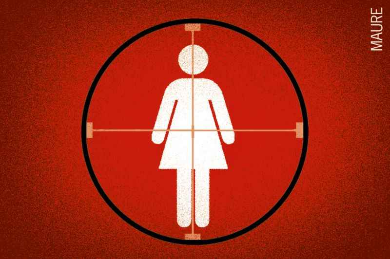 Na contramão dos homicídios, feminicídios crescem 34% em SP