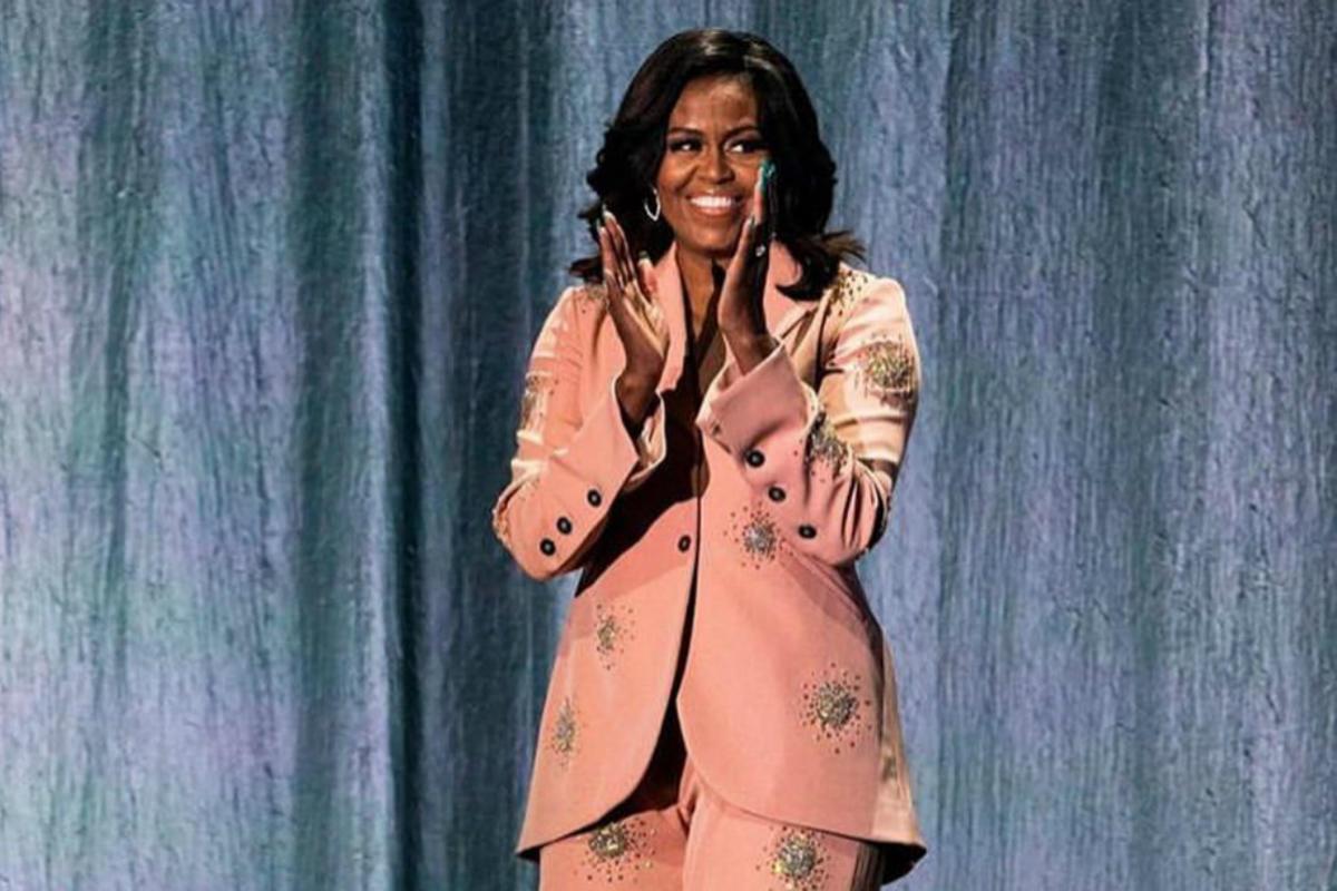 As lições de vida de Michelle Obama que lhe valeram um grammy