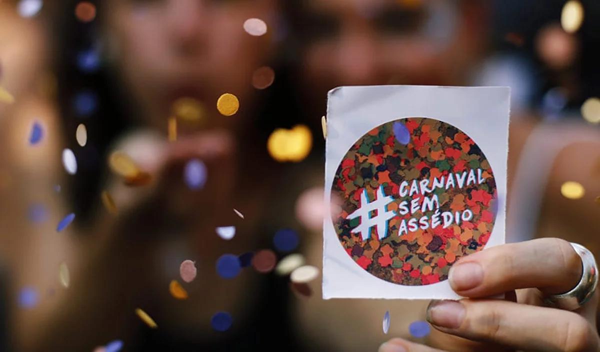 Anjos do Carnaval: voluntários vão acolher vítimas de assédio em cinco cidades