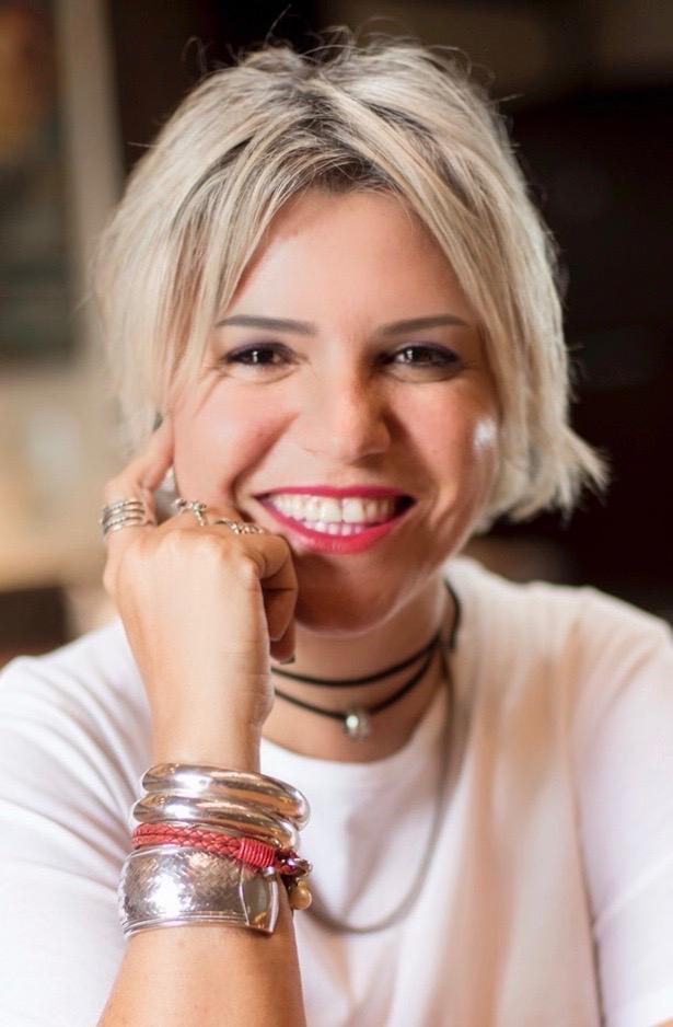 Embaixadora do Mãos Sem Fronteiras no Brasil Lilian Miranda