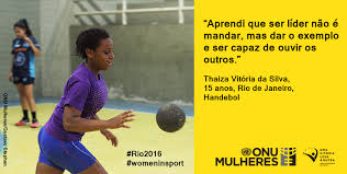 Ela persiste: o esporte é uma ferramenta para empoderar as meninas no Brasil
